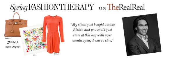 SpringFashionTherapy on the RealReal