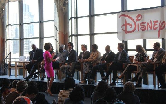 Get Reel With Your Dreams 2013 Panel