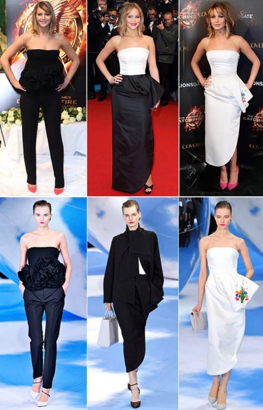 Jennifer Lawrence Cannes Dior