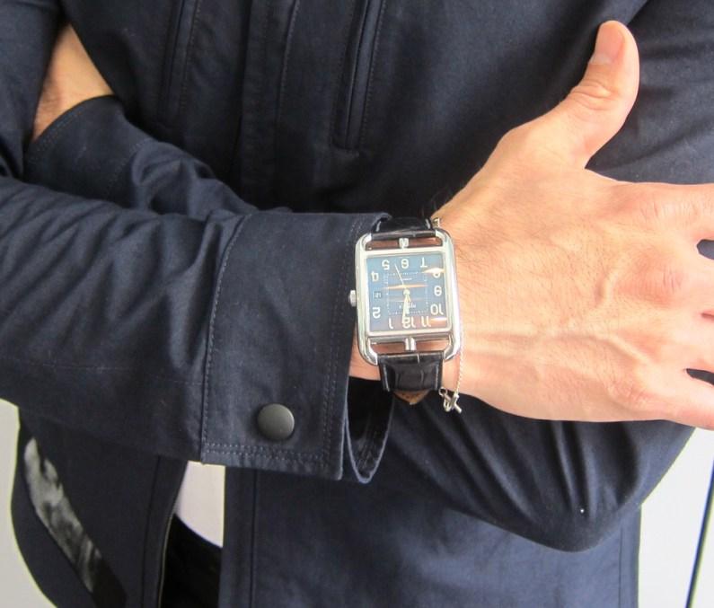 Hermès Navy Watch