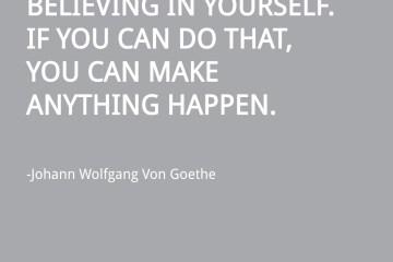 Goethe Magic Quote