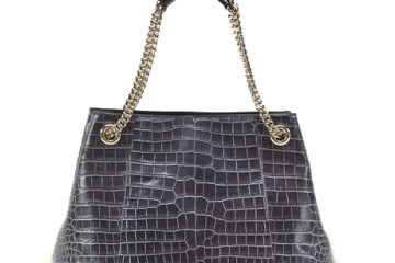 gucci-grey-soho-crocodile-shoulder-bag