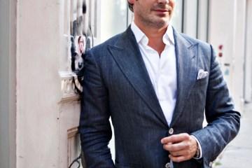 Joe Lupo in Vespa Style Book
