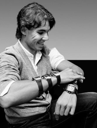 Rafael Nadal and his Richard Mille RM27-01Watches