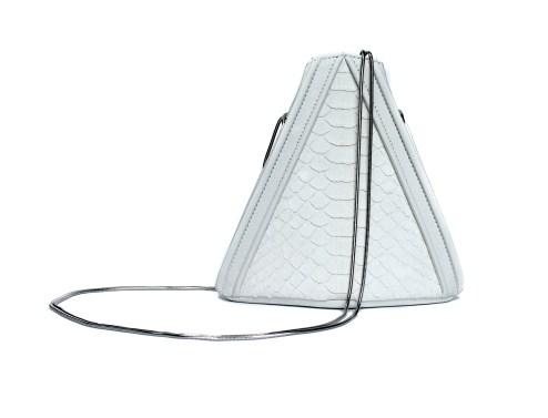 LRVT Anaconda Demi V Mini Crossbody Bag