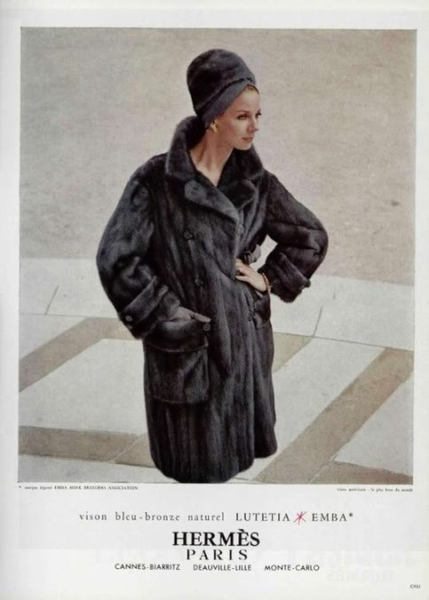 Hermès ad, 1970s