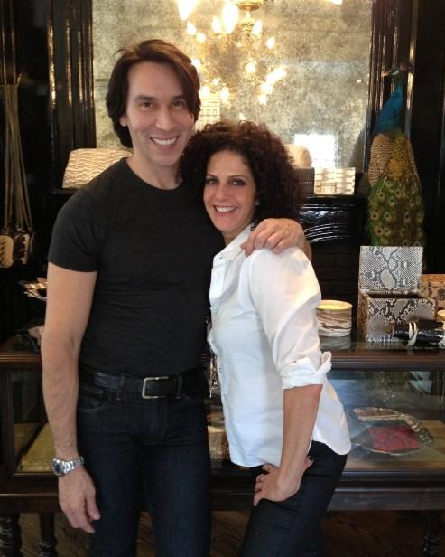 Jesse and Elisabeth Weinstock