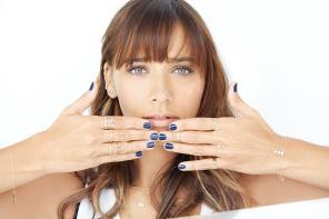 Rashida Jones Layered Necklace for DANNIJO - Fine by Dannijones