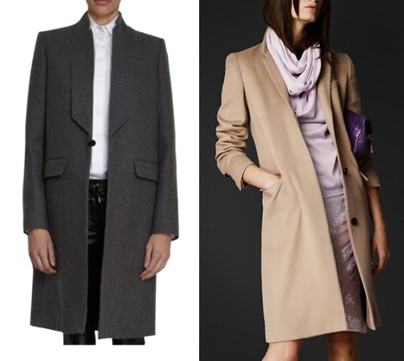 Classic Coats Street Style