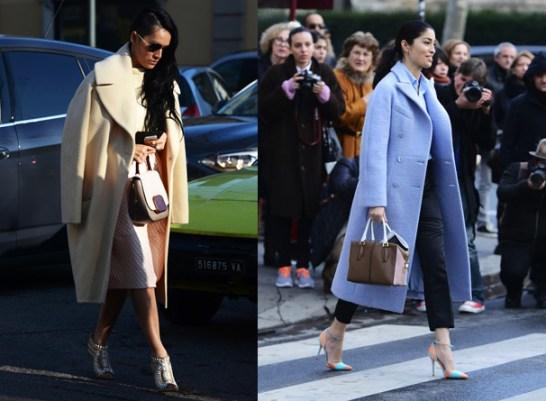 Tommy Ton Street Style Menswear Coats