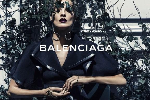 Balenciaga Spring 2014 Campaign
