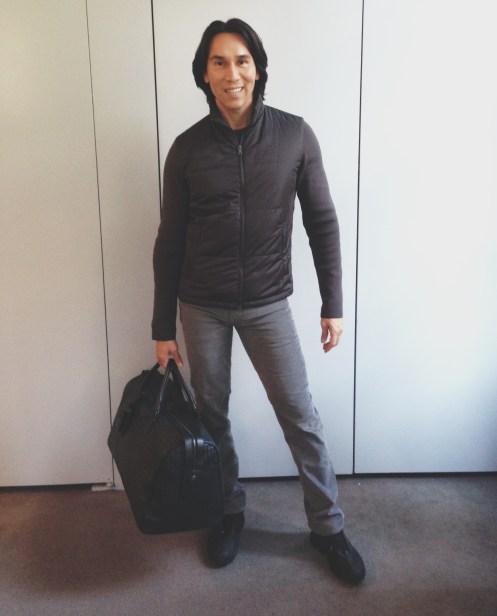 Jesse Garza Travel Style