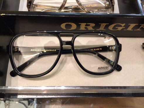 Moscot THE TERRY (a collaboration with Terry Richardson)