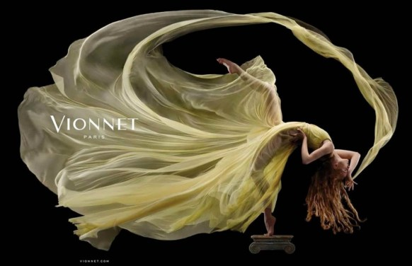 Vionnet SS 2014 Campaign | Visual Therapy Blog
