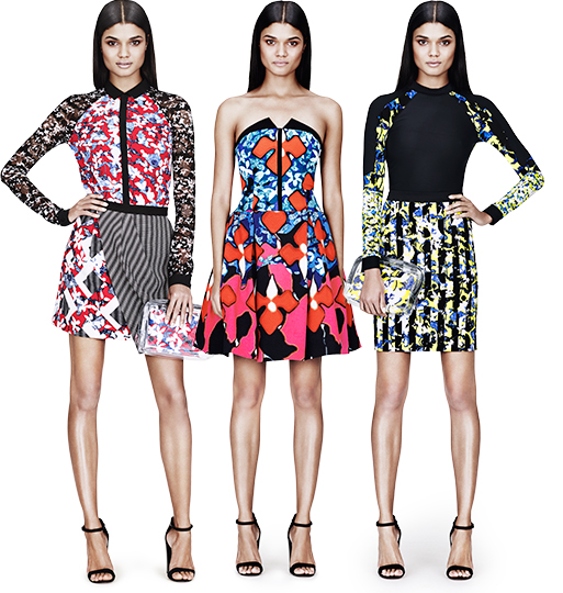 Peter Pilotto for Target Spring 2014
