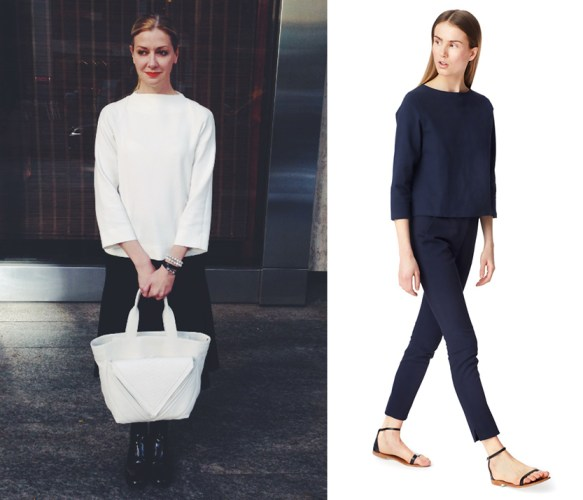 The Boxy Top Trend