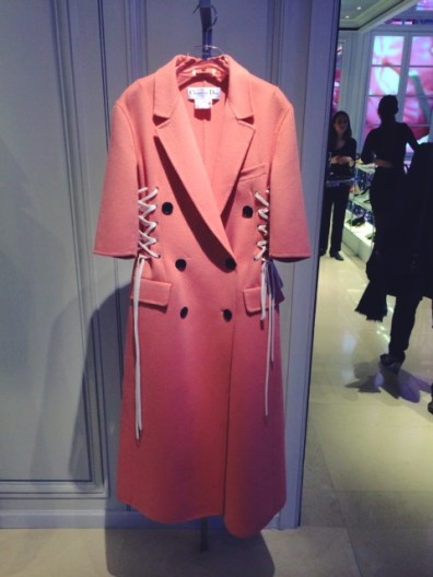 Dior Fall 2014 Preview in New York