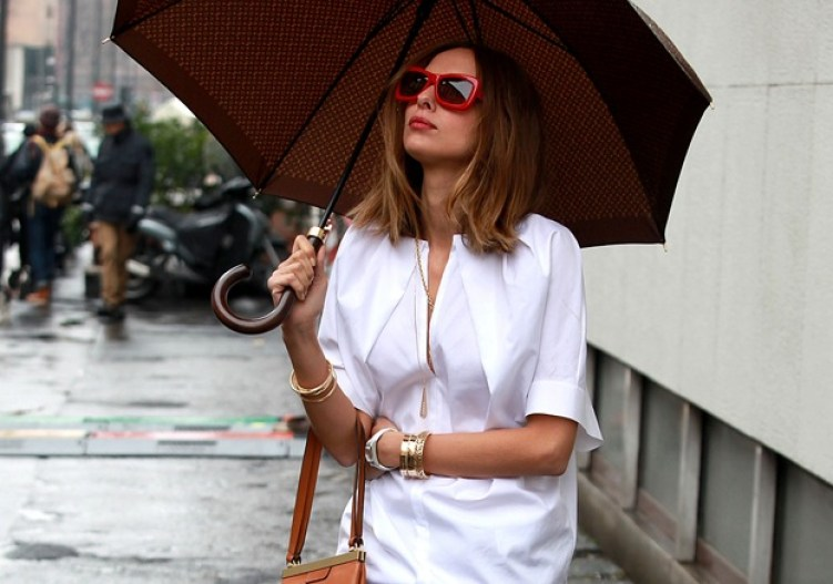Style Advice: What To Wear On A Rainy Day (For Each Style ...