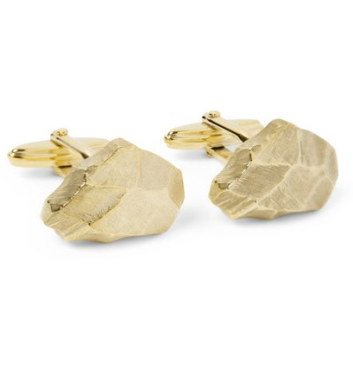 Lanvin Gold Plated Cufflinks
