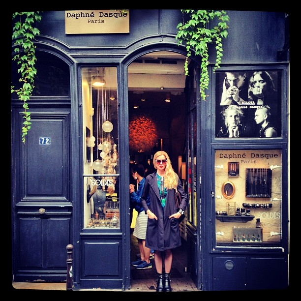 Daphne Dasque Boutique Paris