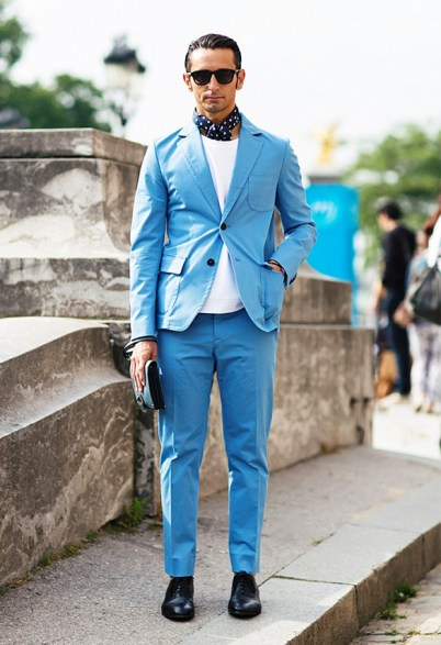 2. Most stylish men's street style