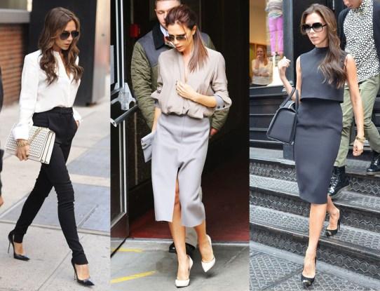 Victoria Beckham's power style