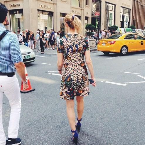 Melinda Knight Valentino Dress, Hermes Cuff