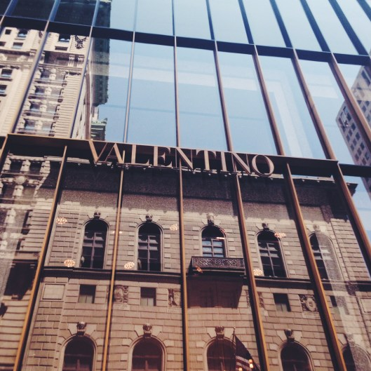 Fifth Avenue Valentino Boutique