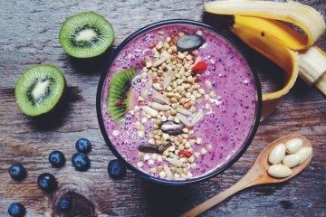 Breakfast-Criminals Blueberry Bliss Smoothie