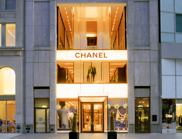 Chanel Boutique NYC