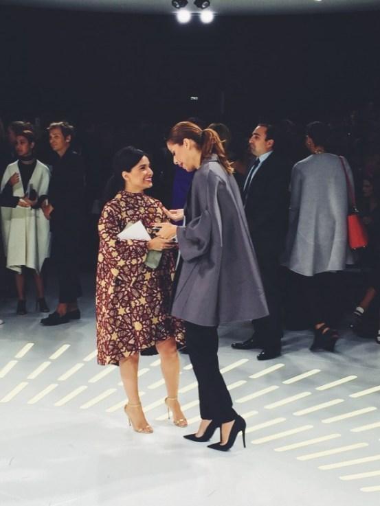 Dior Spring 2015 Paris Fashion Week