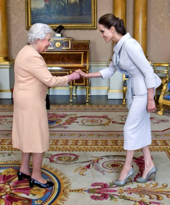 Britain Jolie