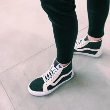 Vans for Madewell high-tops