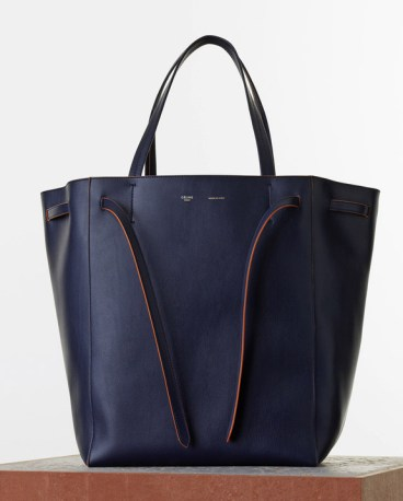 Celine Medium Cabas Phantom Tote With Belt