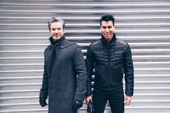 Joe Lupo and Jesse Garza | Photo by Marijana Marinovic