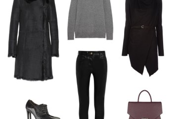 Work It: The Non-Bulky Winter Look