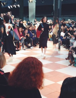 Paris Fashion Week Diary: Celine Fall 2015