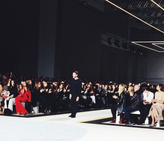 Paris Fashion Week Diary: Giambattista Valli Fall 2015
