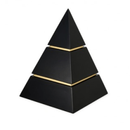A very unusual Pyramid Box from Flair at the Laquer Company