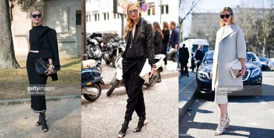 Lisa Marie McComb street style Paris