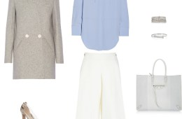 Work It: How To Style Culottes For The Office
