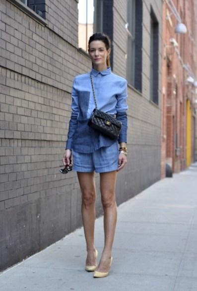 Style Tip: 13 Ways To Wear the Denim Trend Now