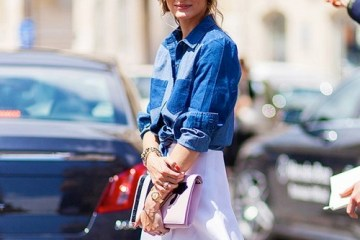Style Tip: 13 Ways To Wear the Denim Trend Now