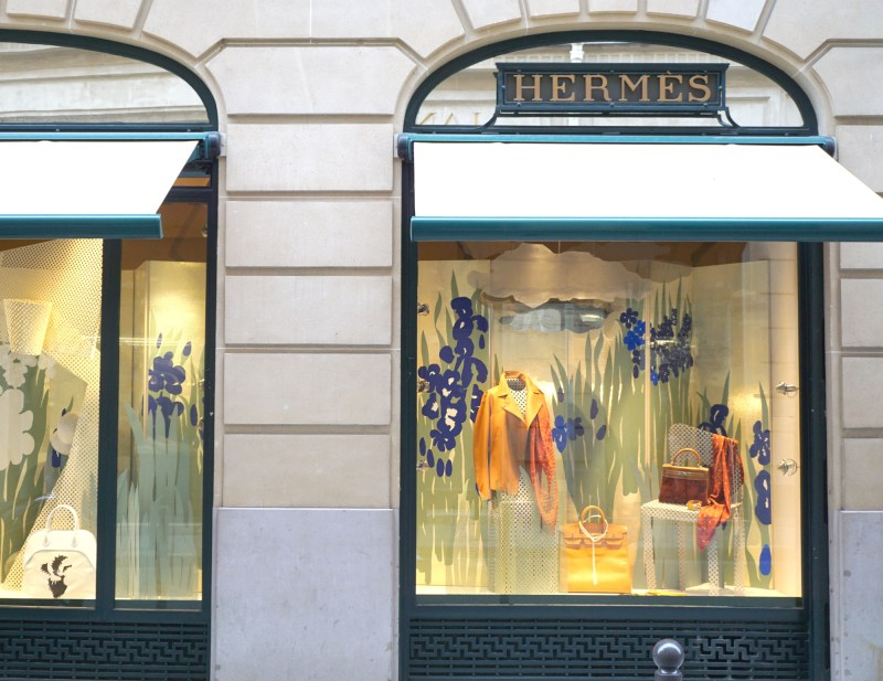 Paris shopping diary |Hermes