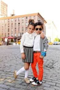Style Feature: Enfant Street Style Blog (And Kids' Style Types)
