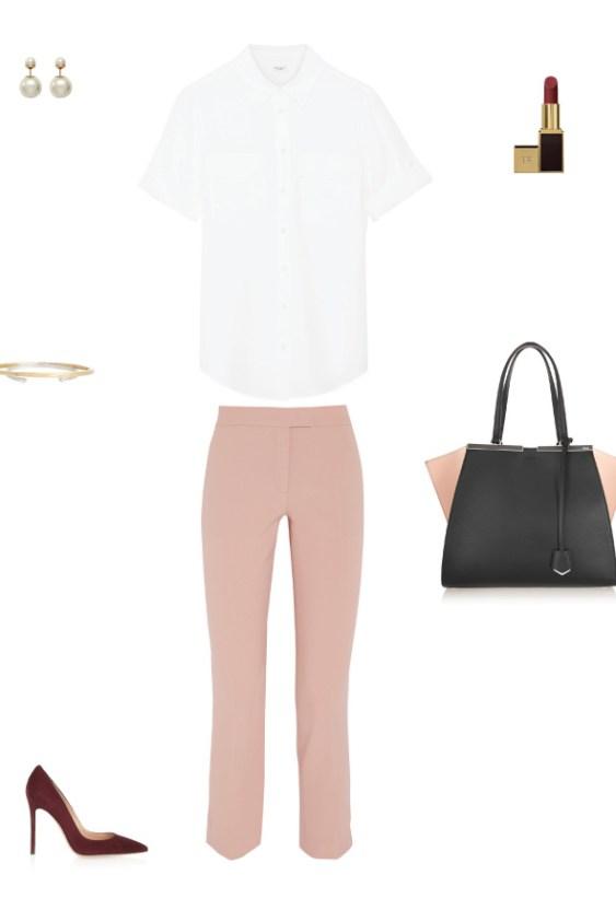 Work it-Summer Pink