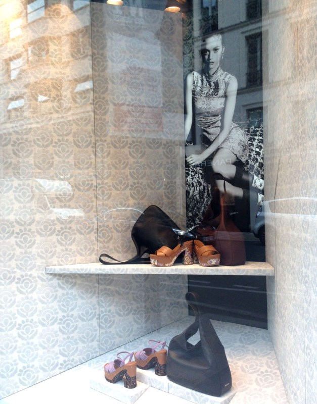 Paris shopping diary