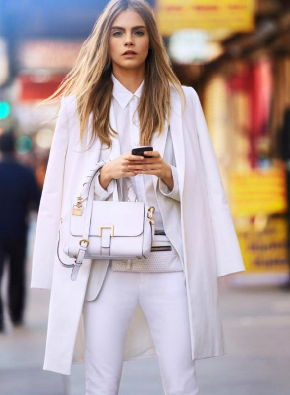 cara-delevingne-dkny-spring-white-suit