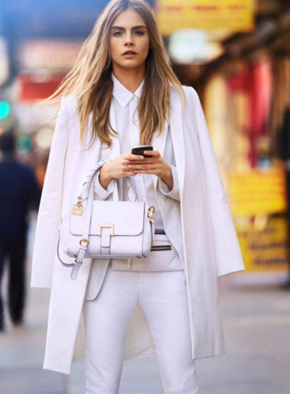 cara-delevingne-dkny-spring-white-suit