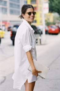 man-repeller-white-shirt-dress